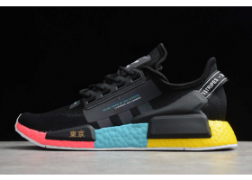 2020 adidas NMD R1 Boost V2 Tokyo FY1182 For Sale