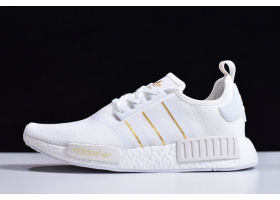 2020 adidas NMD R1 Cloud White Rose Gold FW6434 For Sale
