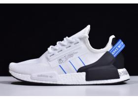 2020 adidas Originals NMD R1 V2 Circuit Board White
