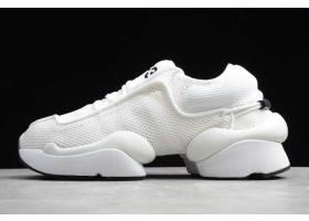 2020 adidas Y 3 Ren Triple White AQ2931 For Sale