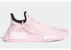 2021 Pharrell x adidas NMD Hu Pink GY0088 For Sale