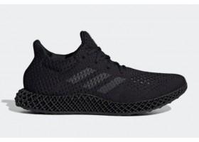 2021 adidas Futurecraft 4D Triple Black Q46228 For Sale