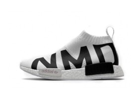 adidas NMD CS1 White Black EG7538