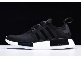 New adidas NMD R1 Black White