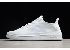 New adidas Stan Smith Triple White Shoes