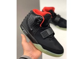Nike Air Yeezy 2 Nrg Yeezy 02XHLR12 black