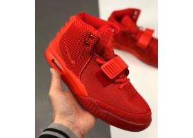 Nike Air Yeezy 2 Nrg Yeezy 02XHLR12 red