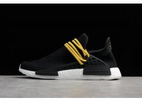 Pharrell x adidas Boost Human Race NMD Black White