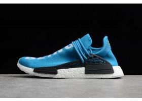 Pharrell x adidas HU NMD Human Being Shale Blue