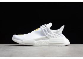 Pharrell x adidas NMD Human Race Birthday White Colorful