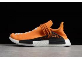Pharrell x adidas NMD Human Race Tangerine Orange Black White