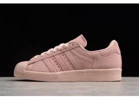 Womens adidas Originals Superstar 80s Metal Toe Icey Pink