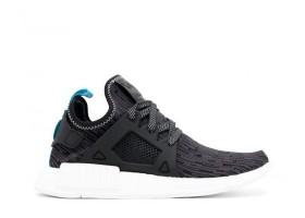 NMD XR1 PK Black Blue Sneakers