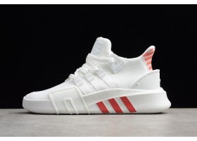 adidas EQT Bask ADV White Trace Scarlet Shoes