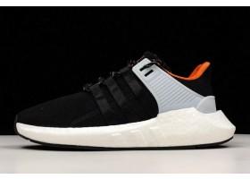 adidas EQT Support 93 17 Black White Orange