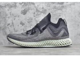 adidas FutureCraft 4D LTD Core Black Grey Aero Ash Green