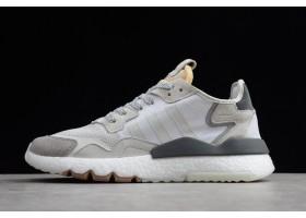 adidas Nite Jogger 2019 Grey White