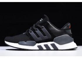 adidas Originals EQT Support 91 18 Black White