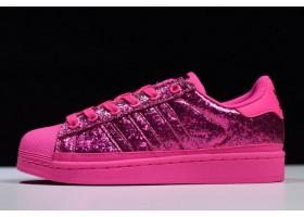 adidas Originals Stan Smith W Shock Pink Purple