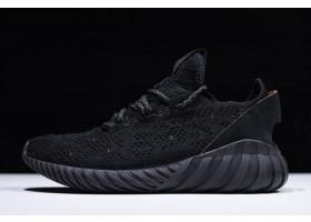 adidas Tubular Doom Soc Primeknit Triple Black