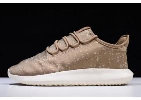 adidas Tubular Shadow Jacquard Brown