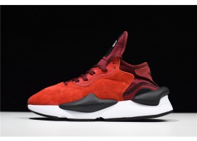 adidas Y 3 Introducing Kaiwa Y3 Fall 2018 Paris Red Black White