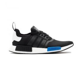 NMD Runner Black Blue White Sneaker