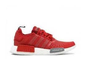NMD Runner W Red White