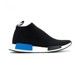 NMD City Sock 1 PK Black Blue White Sneaker