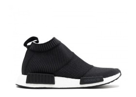 NMD CS1 PK Winter Wool Core Black White
