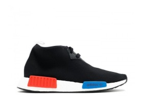 NMD C1 Blue Black Red Sneaker Shoes