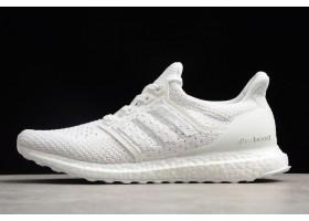 2018 adidas Ultra Boost Clima 4.0 Triple White
