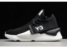 2020 adidas Y 3 Kaiwa Knit Black White F97424 For Sale