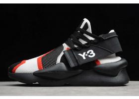 2020 adidas Y 3 Kaiwa Knit Off White Black Yohji Red EF2629 For Sale