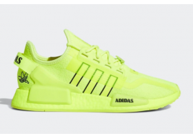 2021 adidas NMD R1 V2 Solar Yellow H02654 For Sale