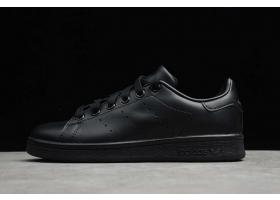 2021 adidas Originals Stan Smith Black M20327 For Sale
