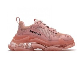 Clear Sole Pink