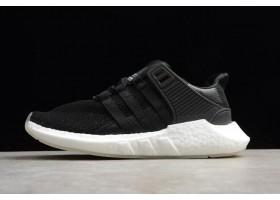 New adidas EQT Support 93 17 Black White