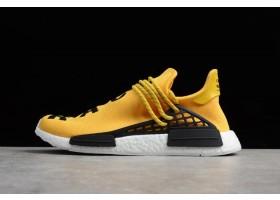 Pharrell Williams x adidas NMD Human Race EQT Yellow Yellow White