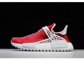 Pharrell x adidas Originals Hu NMD China Exclusive Passion Red Footwear White