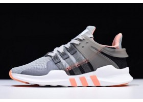 Womens adidas EQT Support ADV Grey Two Grey Five Chalk Coral