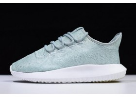 Womens adidas Tubular Shadow Green White Shoes