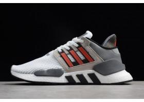 adidas Originals EQT Support 91 18 White Grey Black Red