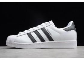 adidas Originals Superstar NIGO Bearfoot White Black