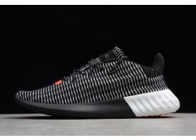 adidas Originals Tubular Dusk Black White Solar Red