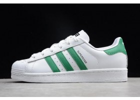 adidas Superstar NIGO Bearfoot White Green