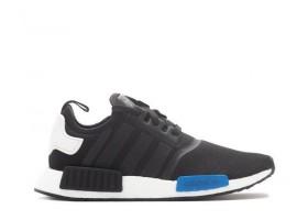 NMD Runner J Black Blue White Sneaker