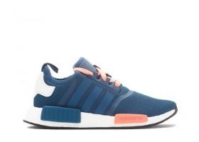 NMD Runner J Blue Coral Sneaker