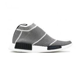 NMD City Sock PK Core Black Vintage White Sneaker