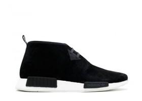 NMD C1 Chukka Black White Sneaker